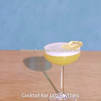 Mellow Backdrop for Cocktail Bars