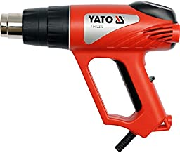 مسدس هواء ساخن 2000 واط لون صندوق ياتو العلامة التجارية