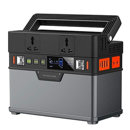 GXYNB Central eléctrica portátil de 372 WH, Paquete de batería de Litio...