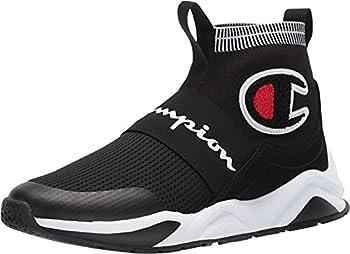Champion Mens Rally Pro Sneaker Black 9.5 Medium US