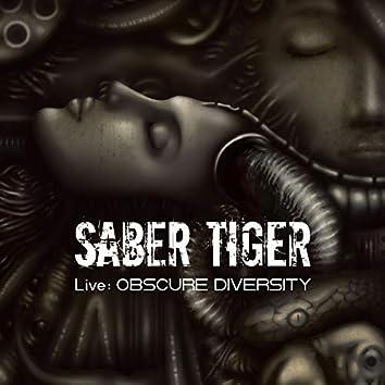 Live: OBSCURE DIVERSITY
