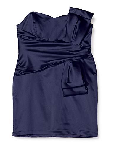 TRUTH & FABLE 13791 vestido fiesta mujer, Azul (Navy Blue), 36 (Talla del...