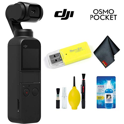 DJI Osmo Pocket Gimbal + Essential Accessories