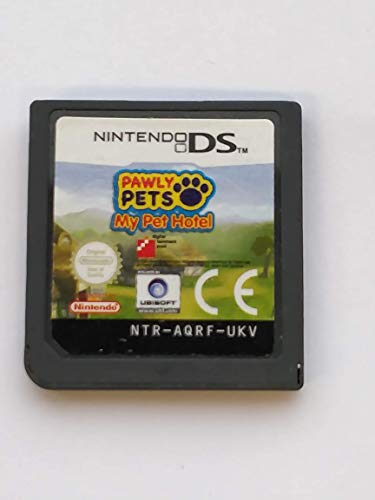 Pawly Pets: My Pet Hotel (Nintendo DS) [import anglais]