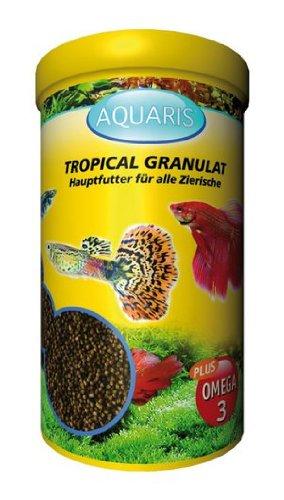Aquaris Tropical GRANULAT - Aquarium FISCHFUTTER 250 ml