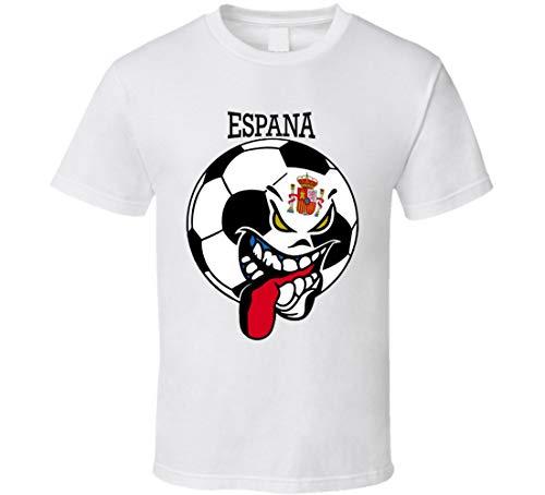Camiseta De Fútbol España  marca Hzjun