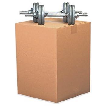 Pack of 15 20 x 14 x 12 BOX USA BHD201412DW Double Wall Boxes Kraft
