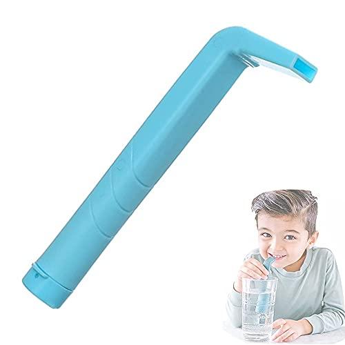 Hiccup Stop Cure - Pajita para niños y adultos, para fisioterapia, eficaz contra la ingestión inmediata, para todas las edades (1 unidad)