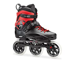 MOLDED BOOT 3WD - Technology abounds in this extremely versatile and durable skate SUPPORTIVE & VENTED - Exceptional lateral support, vented for breathability HIGH-PERFORMANCE LINER - Added heel shock absorber dampens vibration 3WD EXTRUDED ALUMINUM ...