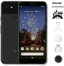 """$399 » Newest Google Pixel 3a XL 5.9"""" 64GB Memory Cell Phone Unlocked Android Smartphone, AT&T/T-Mobile/Verizon W/Valued 69.99 Mobile Phone 7in1 Accessories (Pixel 3a XL 