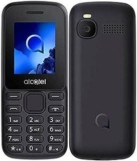 Alcatel 1067F Dual SIM - 1.8 Inch, 4MB, 4MB RAM, 2G - Black