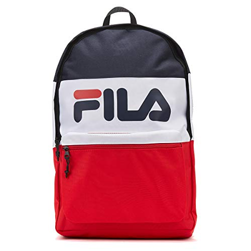Fila Men's Arda Backpack, Multicoloured, One Size