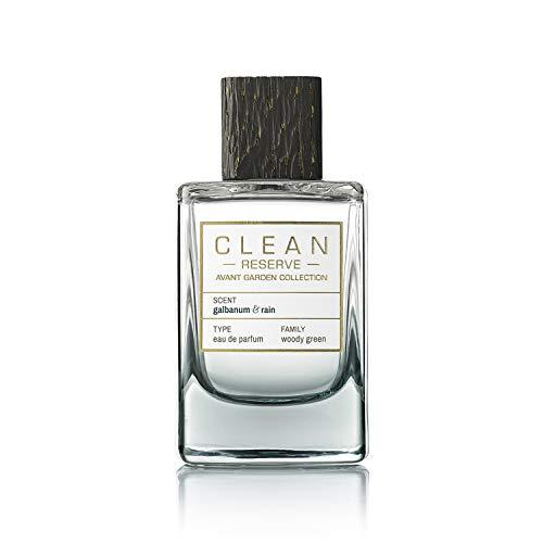 CLEAN Avant Garden Collection Reserve Galbanum & Rain Unisex Eau de Parfum, 100