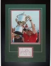 Rory McIlroy Autographed Signed Auto 2014 PGA Championship Trophy Signature Series Frame - Certified Authentic