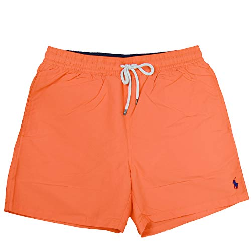 Polo Ralph Lauren Traveler Short Badehose Swim Shorts XXL Electric Melon (015)