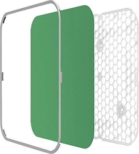 HEFLOMI by MISSAGLIA, Pannello purificatore d'aria naturale decorativo assorbi odore anti...
