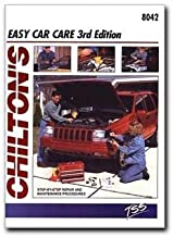 Chilton Easy Car Care Manual (8852)