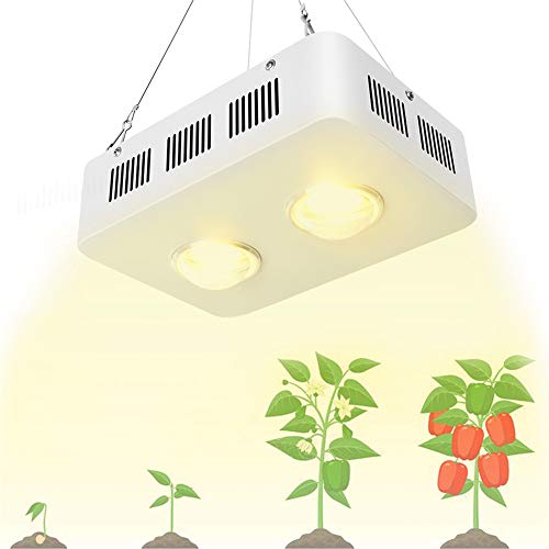 Led Grow Light Full Spectrum for Indoor Plant Growing, Plant Lamp with Hanging Kit, for Hydroponic Veg and Flower (600W)