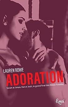 Le Club - Tome 4 : Adoration de Lauren Rowe 41I-EkvrMpL._SY346_