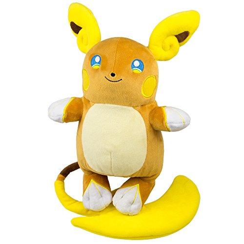 Pokemon t19351–Tomy Gran peluche raichu, peluche...