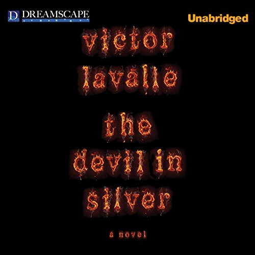 The Devil in Silver audiobook cover art