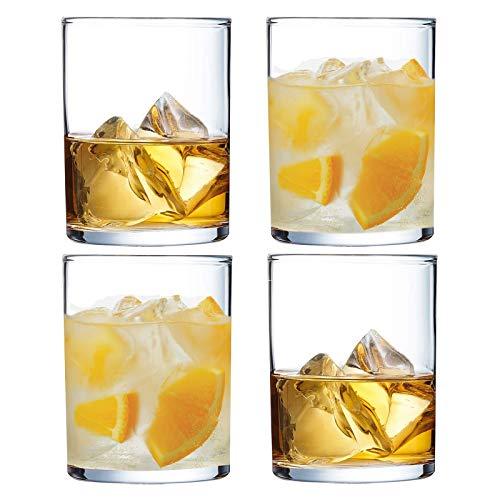 Water Glasses,Plastic Tumblers,Reusable Plastic Cups,Classic 14-ounce Premium Quality Plastic Water...