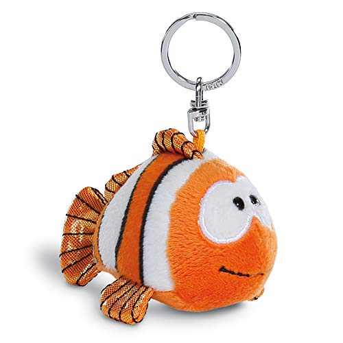 NICI Llavero pez payaso Claus-Fisch 10cm