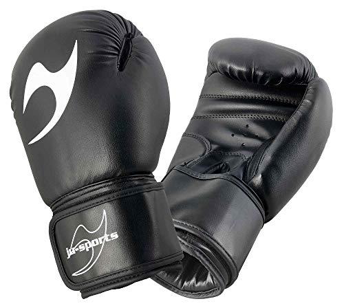 Ju-Sports Boxhandschuhe Training schwarz