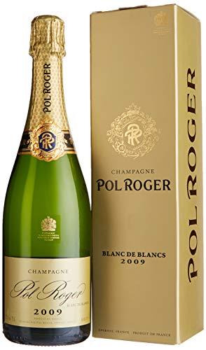 Pol Roger Blanc de Blancs Brut 2009 in Geschenkverpackung (1 x 0.75 l)