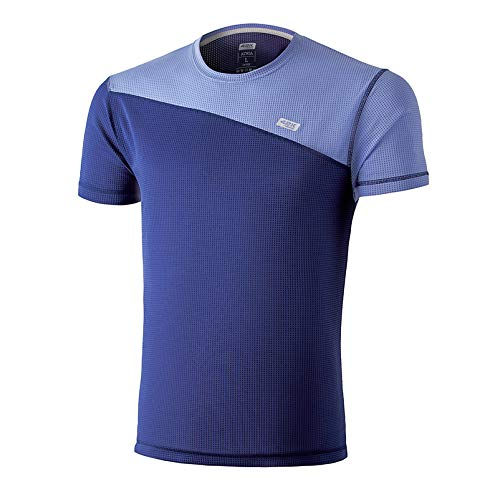 42K RUNNING - Camiseta técnica 42K Atria para Hombre Deep Blue L