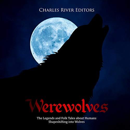 Werewolves audiobook cover art