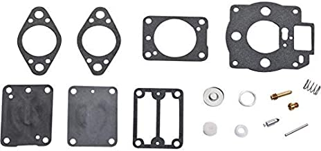 Euros 693503 Overhaul Kit Carbruetor Rebuild Kit Replaces Briggs & Stratton 422432 422435 422442 422445 422447 422707 422777 42B707 42D707