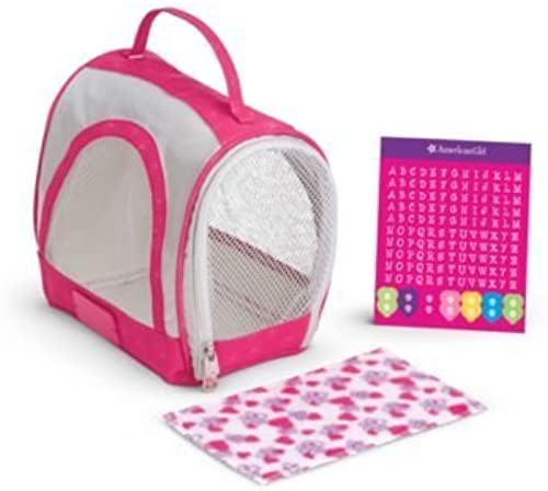 American Girl Pet - Pet Travel Kennel - Truly Me 2015