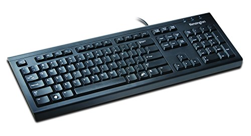 Kensington ValuKeyboard - wired ...