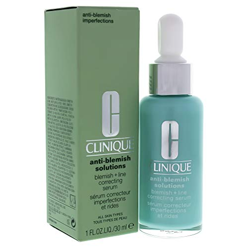 Clinique Acne Solutions Acne + Line Correcting Serum 1 FL.OZ./ 30 ML