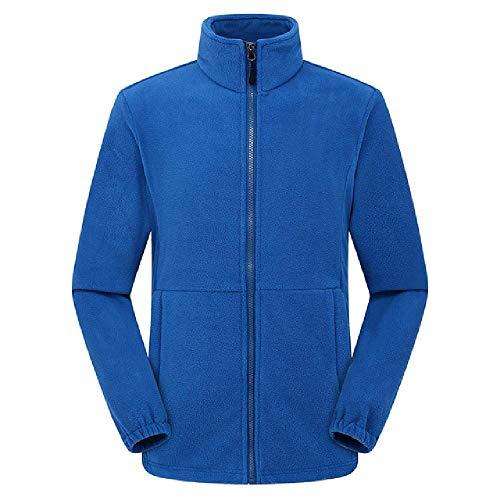 N\P Hombres Mujeres Deporte al aire libre Polar Fleece Chaquetas Invierno Calentado Abrigos Esquí Amantes Trekking