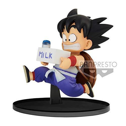 Dragonball Z – Figuren Banpresto World Figure Colosseum 2018 Vol.7 - Son Goku Milk 11cm [