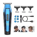 LYTLD Haarschneider, IPX7 Wasserdicht Cordless nachladbare elektrische Haar-Trimmer-Set...