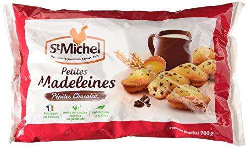ST MICHEL Petites Madeleines Pépites Chocolat 700 g