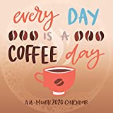 Coffee 2020 Wall Calendar