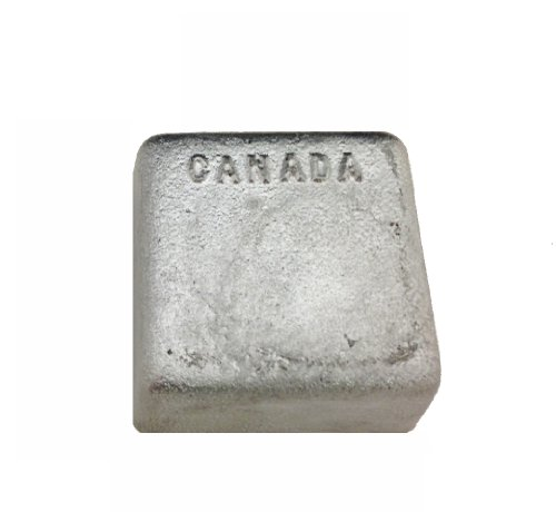 Ladner Traps Zinc Anode for Crab Trap