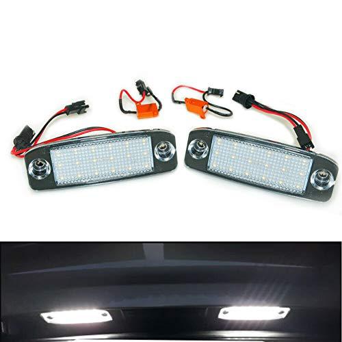 2 Stücke Auto LED kennzeichenbeleuchtung kennzeichenleuchte für Ki a Sportage 2011 ~ Für SONATA 10 10~13 Für...