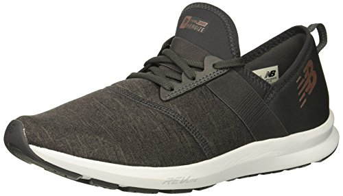 New Balance Women's FuelCore Nergize V1 Sneaker, Magnet/Rose Gold, 7.5 M US
