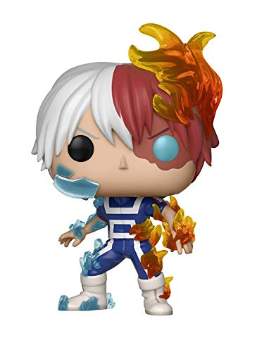 Funko 32128 POP Vinyl: Animation: My Hero Academia W2: Todoroki