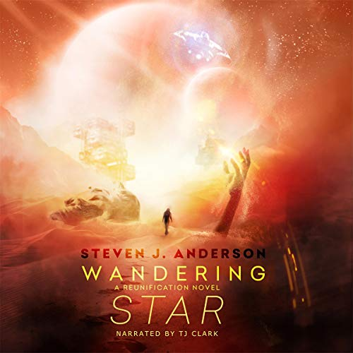 Wandering Star Audiobook By Steven Anderson cover art