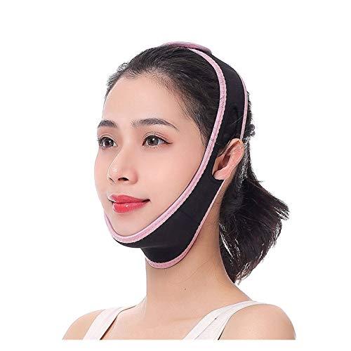 Máscara de adelgazante facial Levantamiento de la cara Levantamiento de la cara Cinturón de cuello delgado Durmiente cara-elevador de cara Reducir doble barbilla Vendaje Face Shaper Cuidado de la piel