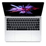 Apple MacBook Pro Retina Display MPXQ2LL/A , 13in Laptop 2.3GHz Intel Core i5 Dual Core, 8GB RAM, 128GB SSD, Silver, macOS Mojave 10.14 (Renewed)