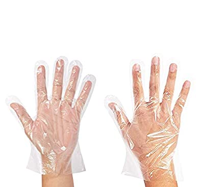 100 Pcs Painting Gloves Paint gloves Food gloves