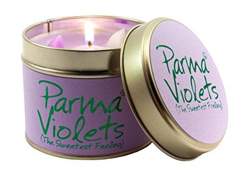Lily-Flame Parma Veilchen Dose, violett