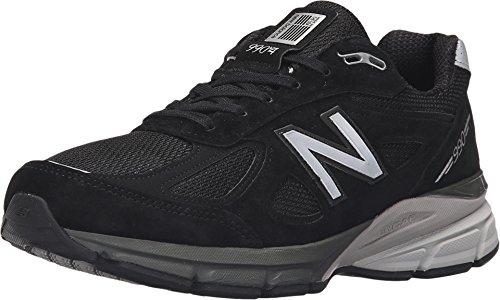 New Balance Mens M990BK4 Made in Us 990 V4 Black Size: 6.5 UK